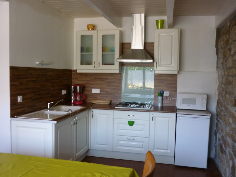 Holiday rentals Penmarc'h - House - 4 persons - Garden furniture - Photo N° 1