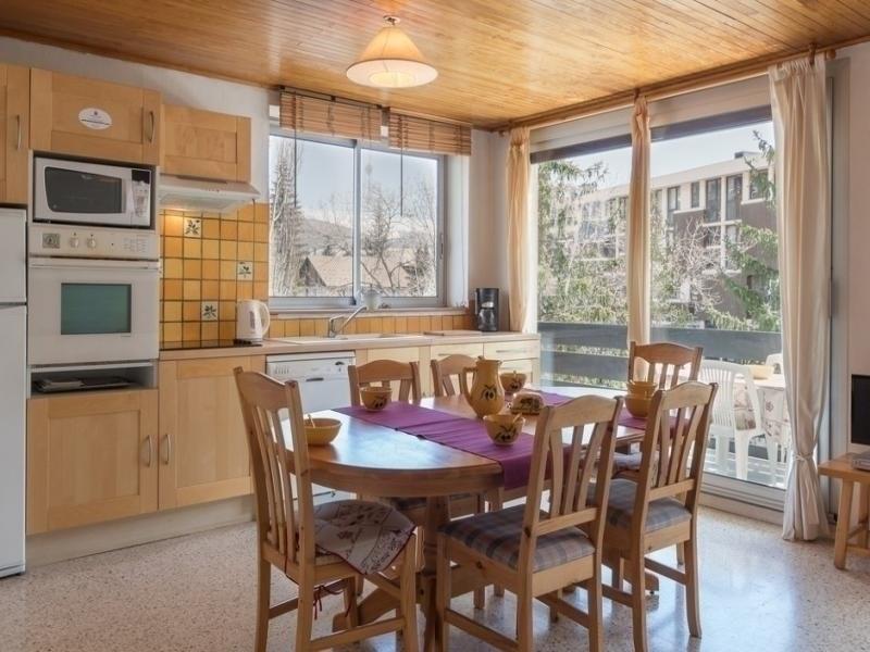 Location vacances Briançon -  Appartement - 7 personnes - Télévision - Photo N° 1