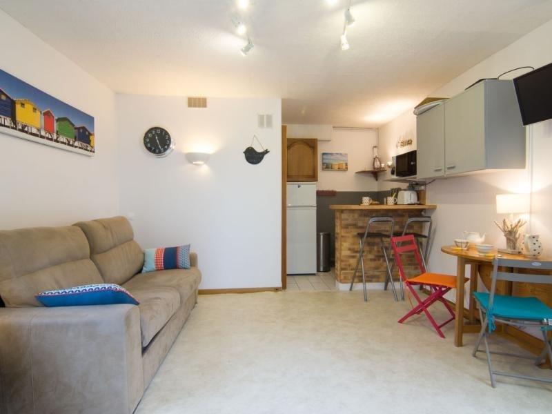 Location vacances Trouville-sur-mer -  Appartement - 2 personnes - Jardin - Photo N° 1
