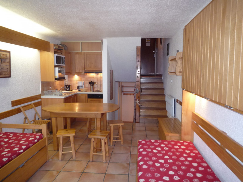 Location vacances Saint-Martin-de-Belleville -  Appartement - 5 personnes - Télévision - Photo N° 1