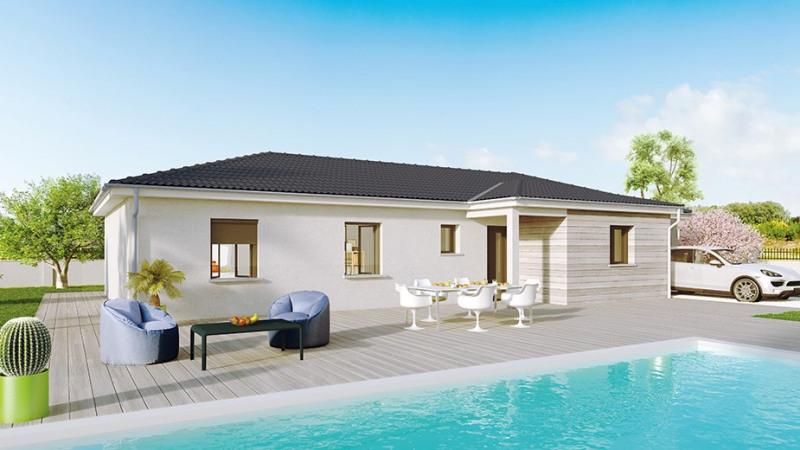 Maison  5 pièces + Terrain 480 m² Reyrieux par Crea Concept Villefranche