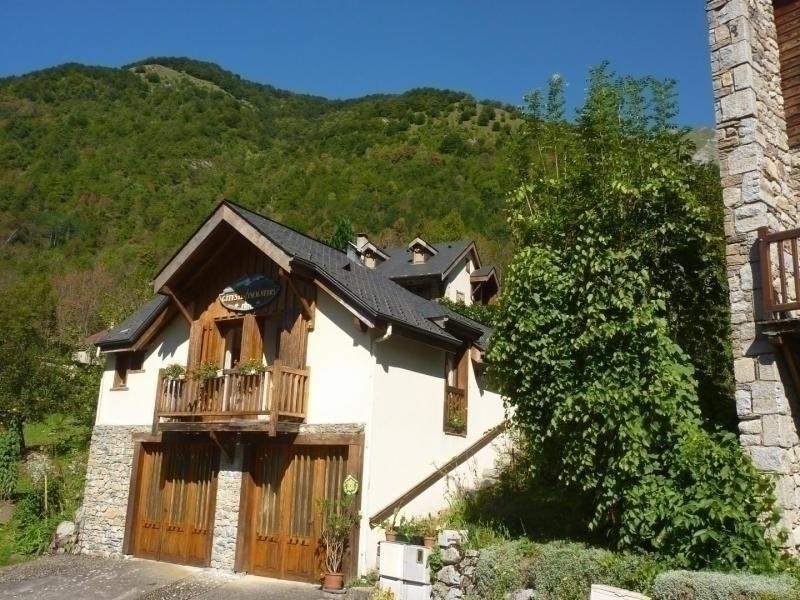 Location vacances Aulus-les-Bains -  Maison - 4 personnes - Jardin - Photo N° 1