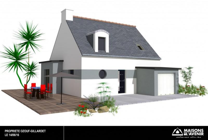 Maison  La Richardais par MAISONS DE L'AVENIR