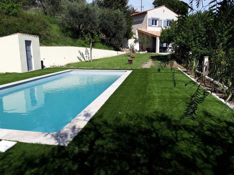 Chambres privées dans maison avec piscine sur les collines de Nice