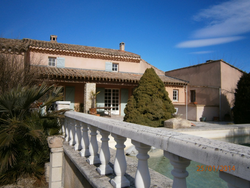 Holiday rentals Roaix - House - 7 persons - BBQ - Photo N° 1