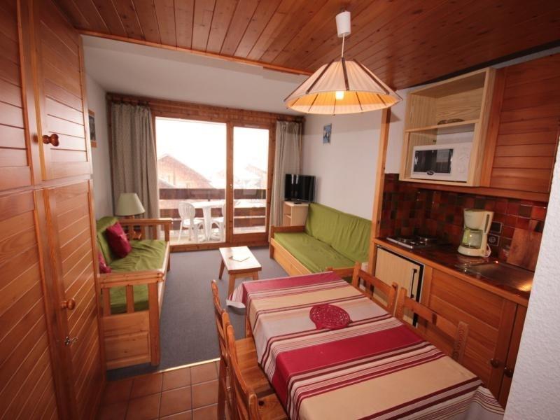 Appartement type studio cabine