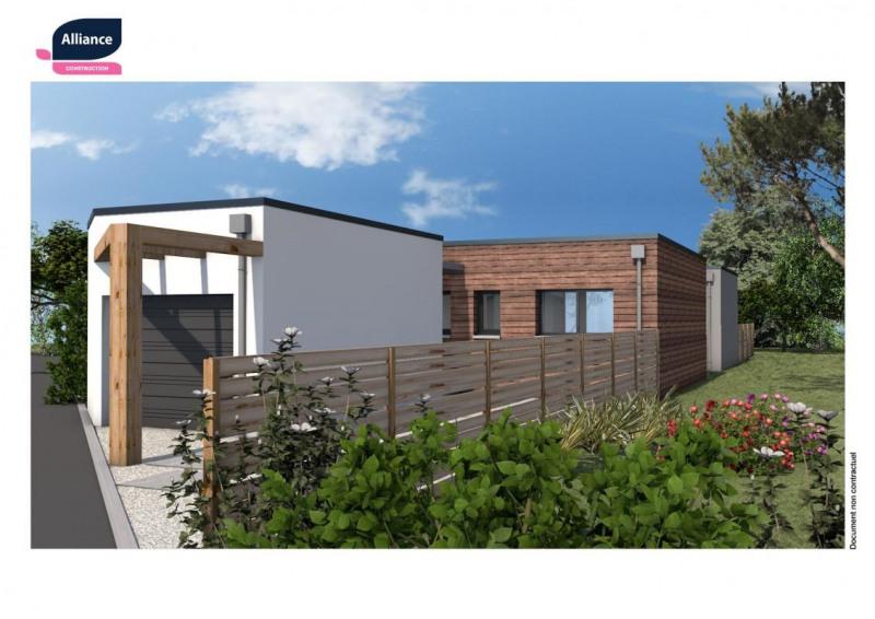 Maison  5 pièces + Terrain 637 m² Saint-Mars-la-Réorthe par ALLIANCE CONSTRUCTION LES HERBIERS