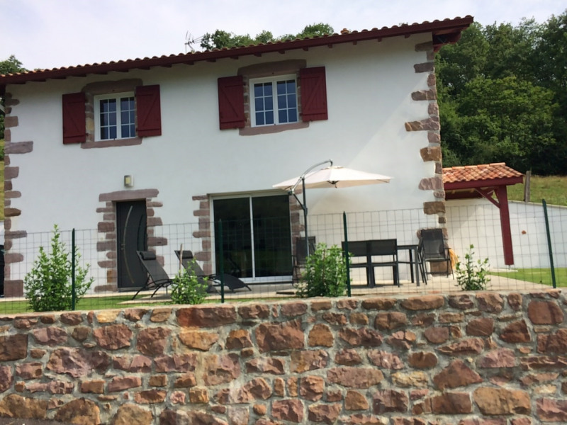 Belle maison 4 * située aux pieds des crêtes d'Iparla quartier Urdos à St Etienne de Baigorry - S...