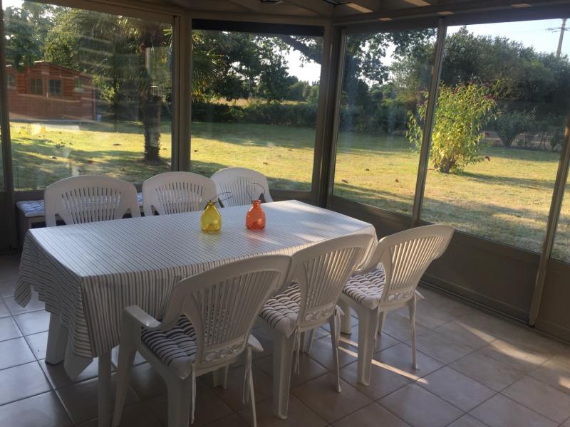 Location vacances Réville -  Gite - 8 personnes - Barbecue - Photo N° 1