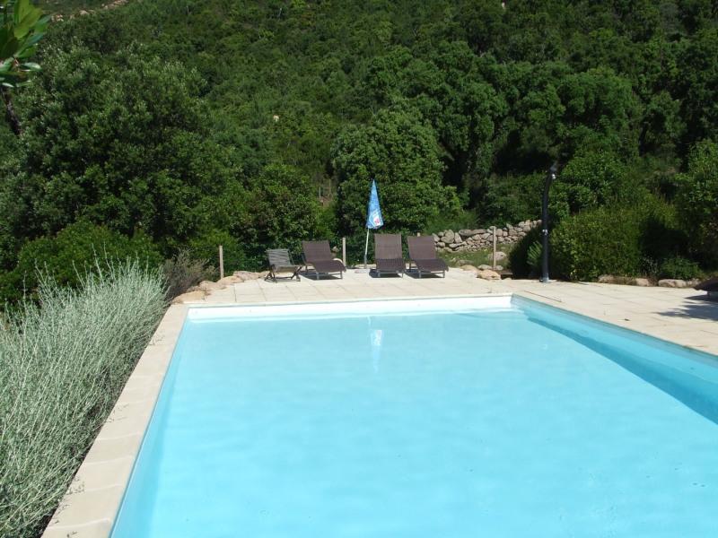 gites avec piscine chauffée à Porto-Vecchio - Porto Vecchio
