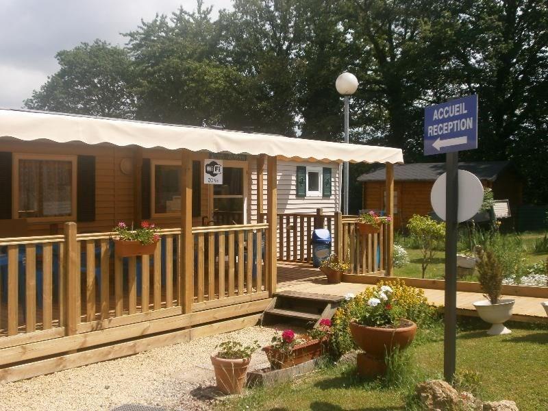 Camping La Croix du Bois Sacker, 59 emplacements, 9 locatifs