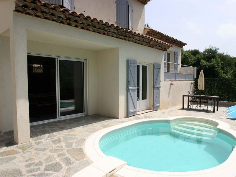 Personal house with pool 9 miles from Nice