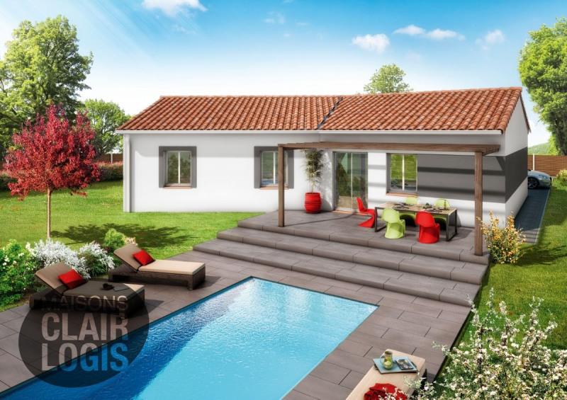 Maison  5 pièces + Terrain 750 m² Gémil par MAISONS CLAIR LOGIS TOULOUSE-SUD