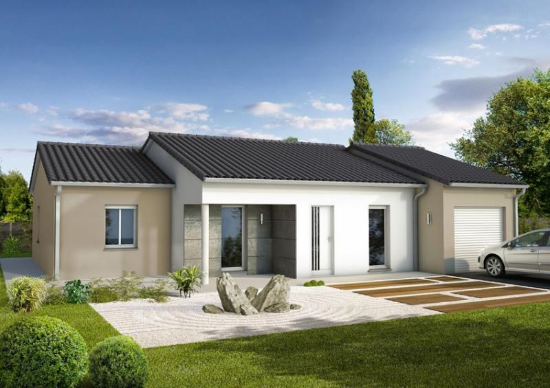 Maison  4 pièces + Terrain 1069 m² Villariès par MAISONS LOGECO
