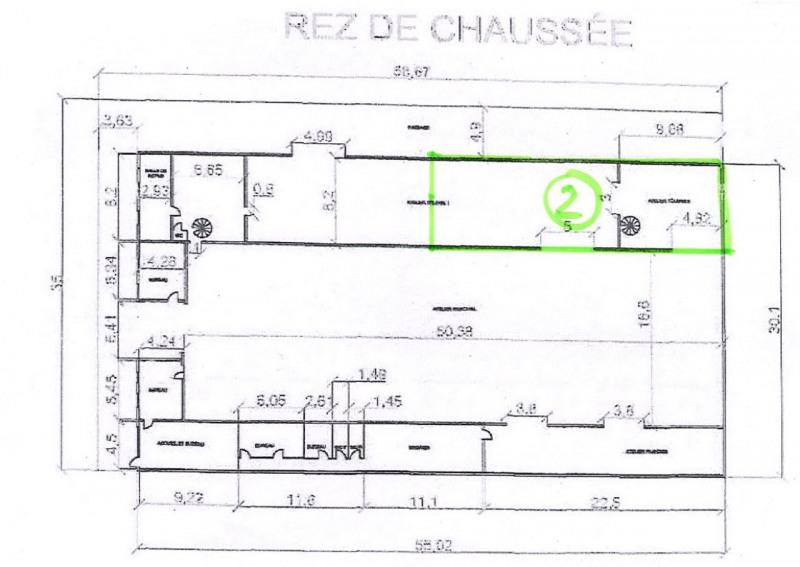 Location Local d'activités / Entrepôt Saint-Apollinaire