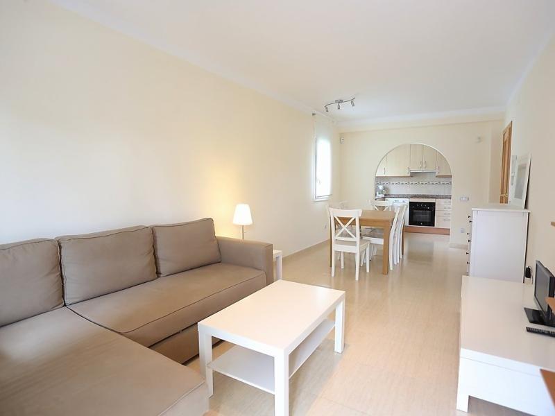 Location vacances Mont-roig del Camp -  Appartement - 4 personnes - Jardin - Photo N° 1