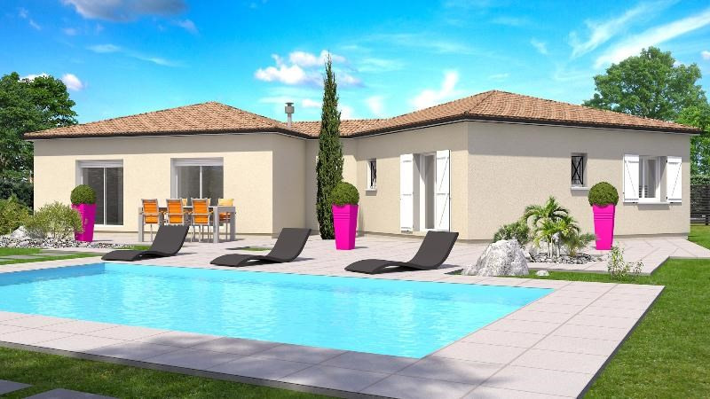 Maison  5 pièces + Terrain 1242 m² Montauban par SIC HABITAT