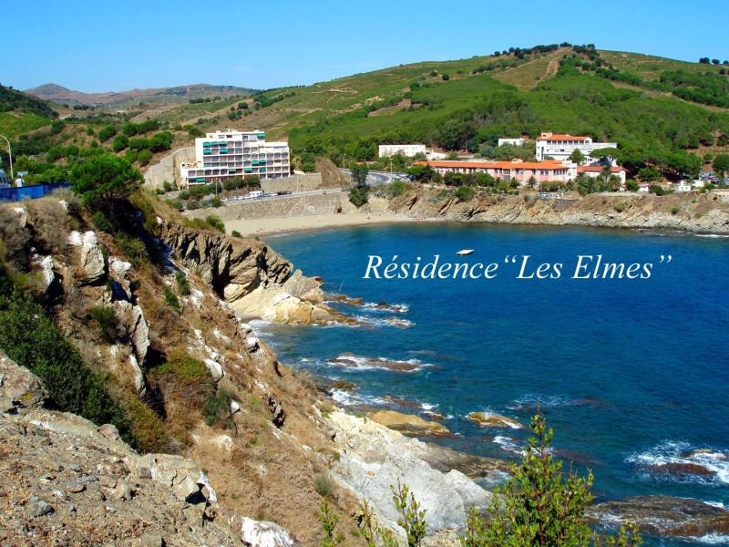 Alquileres de vacaciones Banyuls-sur-Mer - Apartamento - 4 personas - Mueble de jardín - Foto N° 1