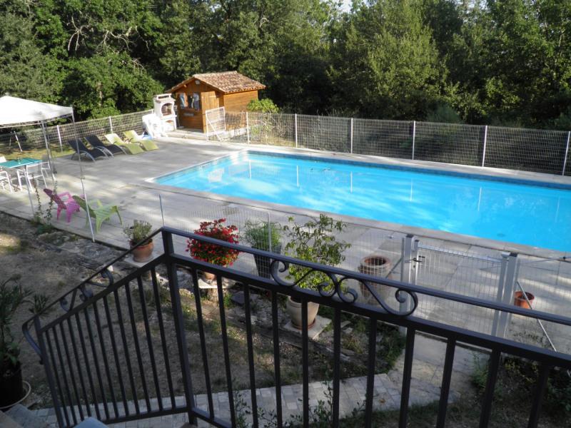 Holiday rentals Saint-Amans-de-Pellagal - House - 6 persons - BBQ - Photo N° 1