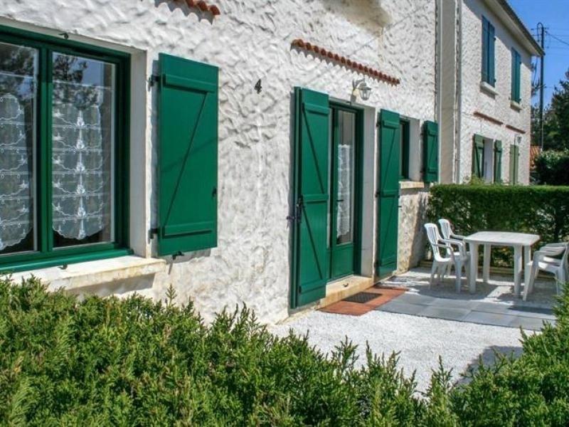 Location vacances La Tranche-sur-Mer -  Appartement - 4 personnes - Barbecue - Photo N° 1