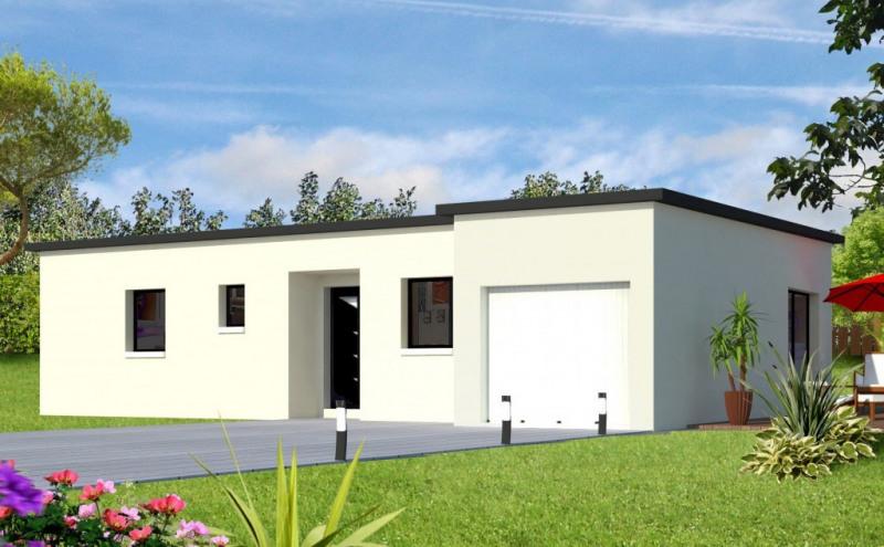 Vente maison 4 pi ces lanrodec maison projet de for Vente projet de construction