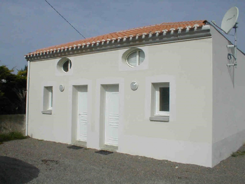 Holiday rentals Les Sables-d'Olonne - House - 4 persons - BBQ - Photo N° 1