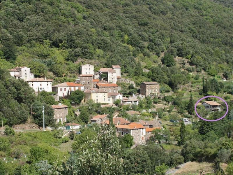 Maison traditionnelle au hameau du Cros