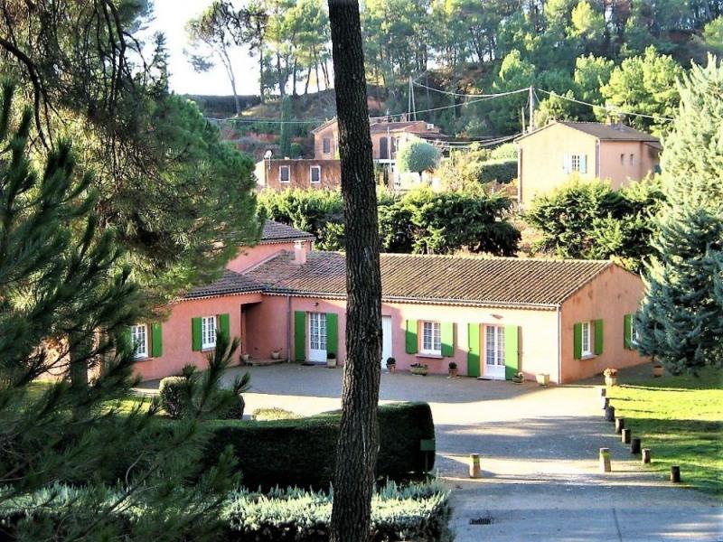 Location vacances Roussillon -  Gite - 4 personnes - Barbecue - Photo N° 1