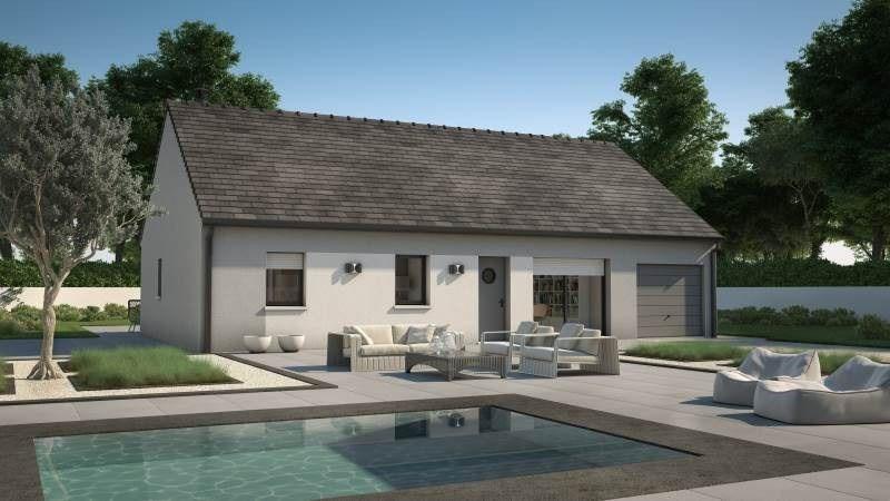 Maison  6 pièces + Terrain 526 m² Frépillon par MAISONS FRANCE CONFORT