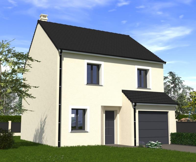 Vente maison 5 pi ces et plus artenay maison projet de for Vente projet de construction