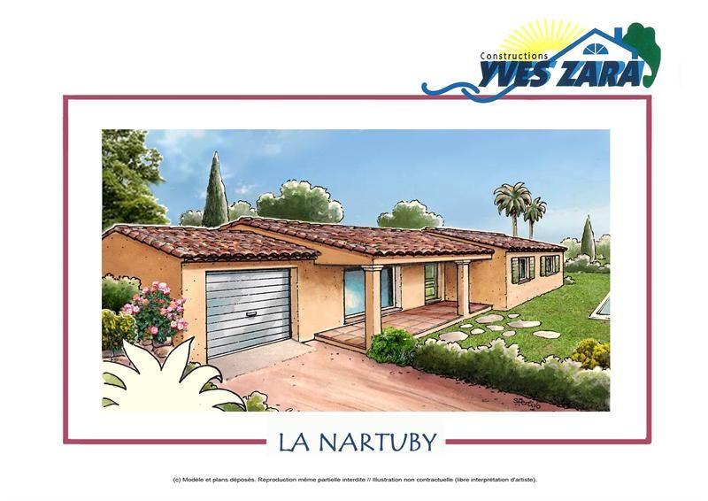 Maison  4 pièces + Terrain 400 m² Brignoles (83170) par CONSTRUCTIONS YVES ZARA