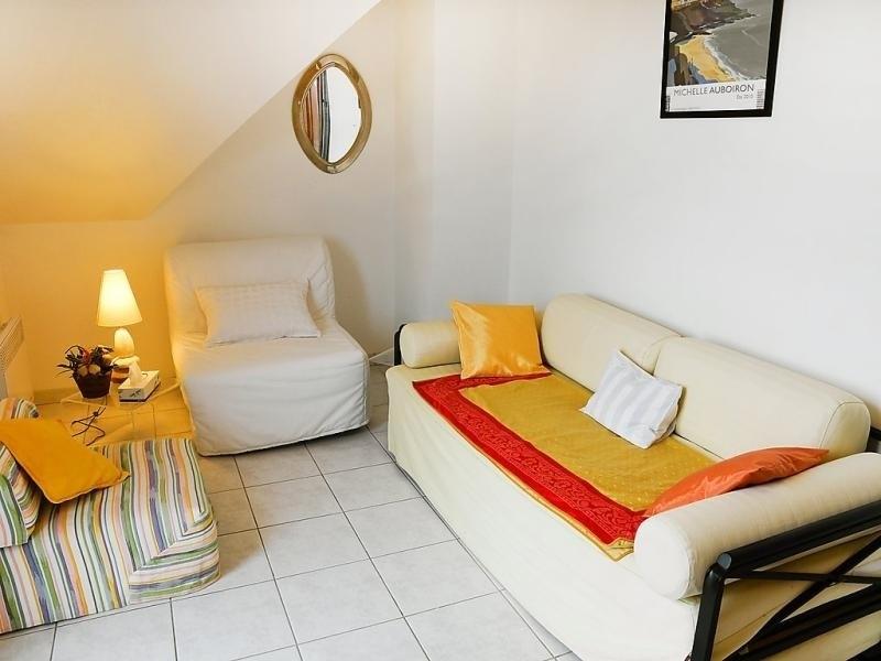 Location vacances Dinard -  Appartement - 3 personnes - Télévision - Photo N° 1