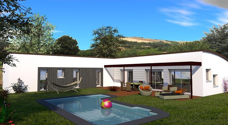 Maison  5 pièces + Terrain 3000 m² Nailloux (31560) par LES BASTIDES LAURAGAISES