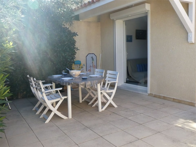 Holiday rentals Gruissan - House - 6 persons - BBQ - Photo N° 1