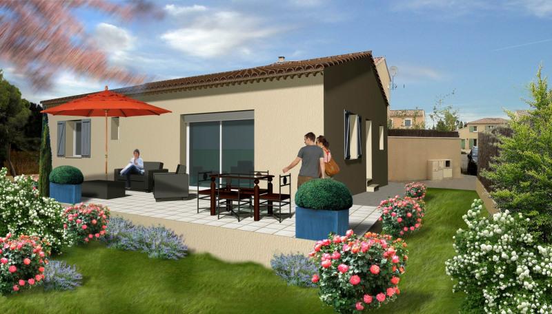 Maison  4 pièces + Terrain 640 m² Ventabren par VILLAS ENERGIE DE FRANCE