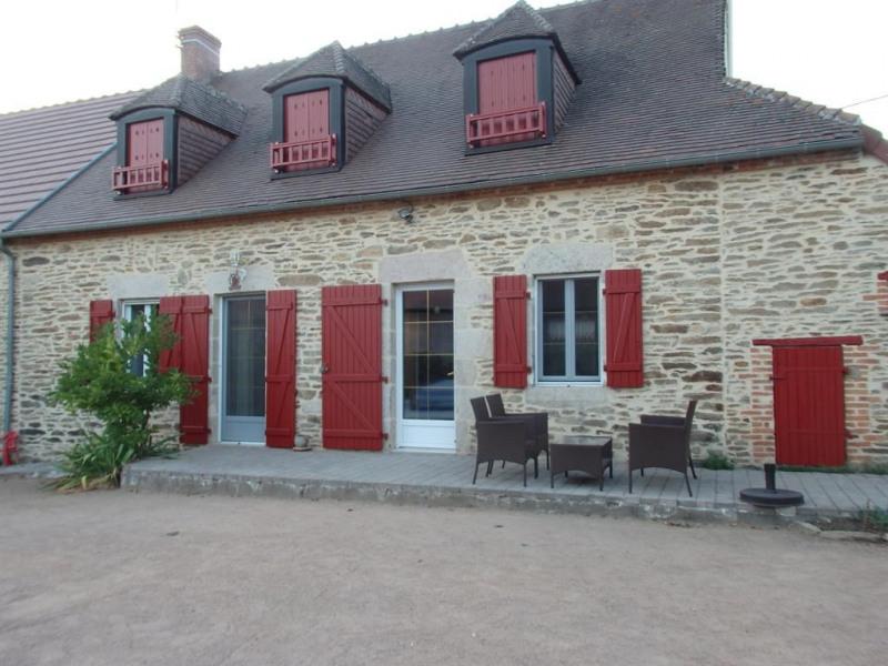 Maison pour 14 pers. avec piscine privée, Boussac-Bourg