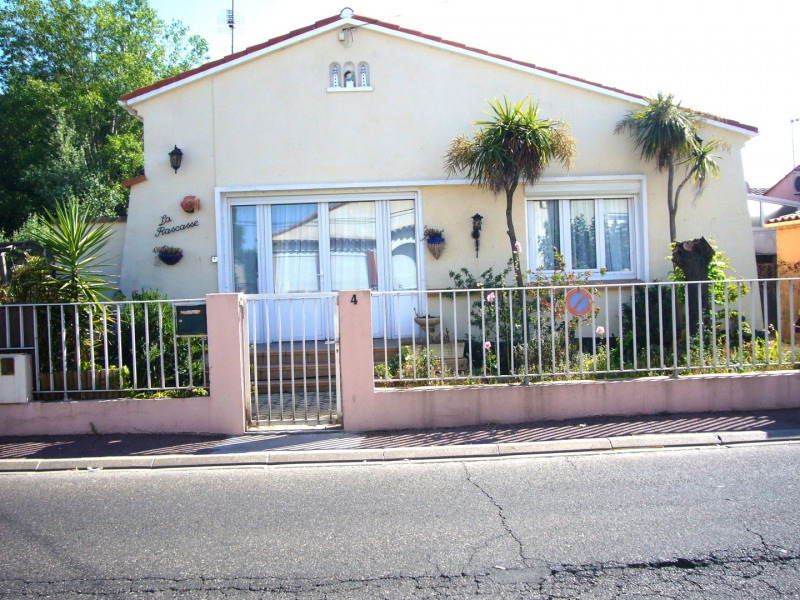 Location vacances Agde -  Maison - 8 personnes - Barbecue - Photo N° 1