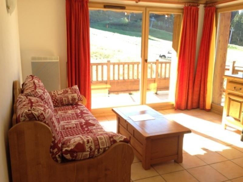 Location vacances Les Adrets -  Appartement - 8 personnes - Télévision - Photo N° 1
