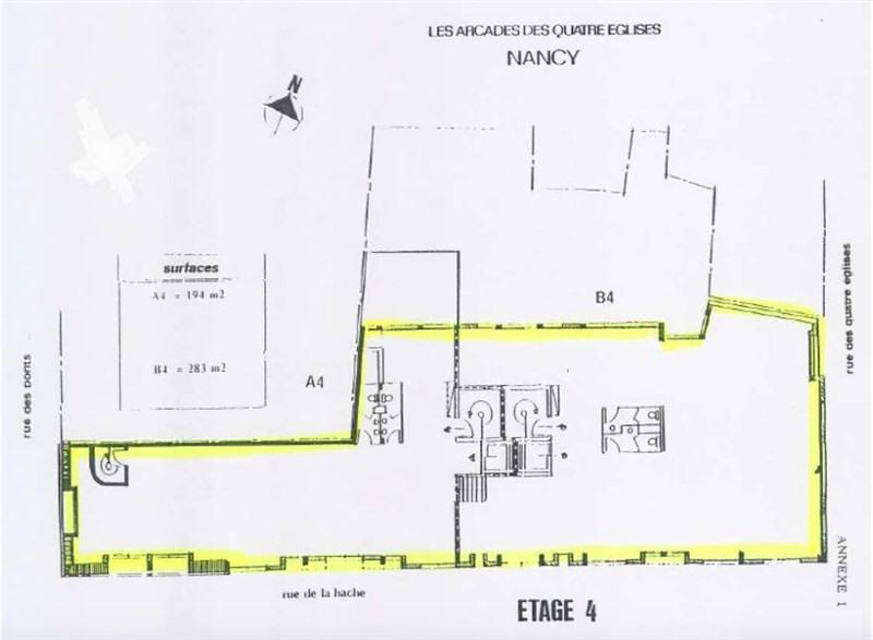 Location Bureau Nancy