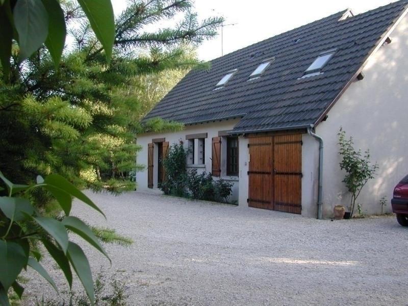 Location vacances Mont-près-Chambord -  Maison - 7 personnes - Barbecue - Photo N° 1