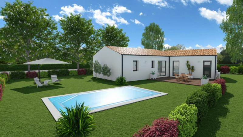 Maison  1 pièces + Terrain 580 m² Vue par MAISONS D'EN FRANCE LOIRE ATLANTIQUE