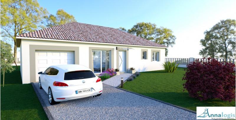 Maison  4 pièces + Terrain 800 m² Plaisance-du-Touch par ANNALOGIS