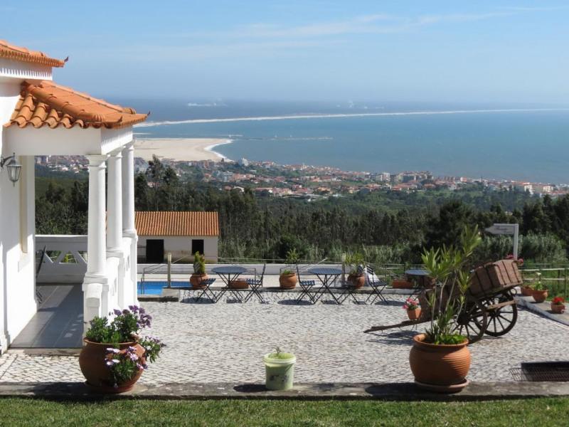 Vue panoramique de Casa Pinha