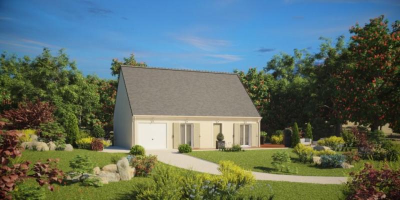 Maison  3 pièces + Terrain 390 m² Boissy-le-Châtel par MAISONS PIERRE