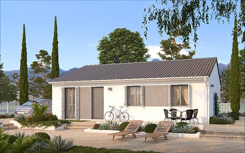Maison  4 pièces + Terrain 600 m² Saint-Étienne-de-Mer-Morte par MAISONS PIERRE