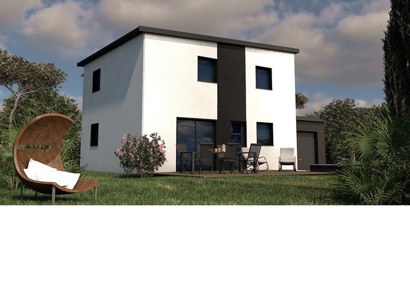 Maison  6 pièces + Terrain 620 m² Haie Fouassière par PRIMOBOIS NANTES