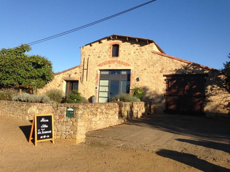 Location vacances Saint-Fulgent -  Chambre d'hôtes - 14 personnes - Barbecue - Photo N° 1