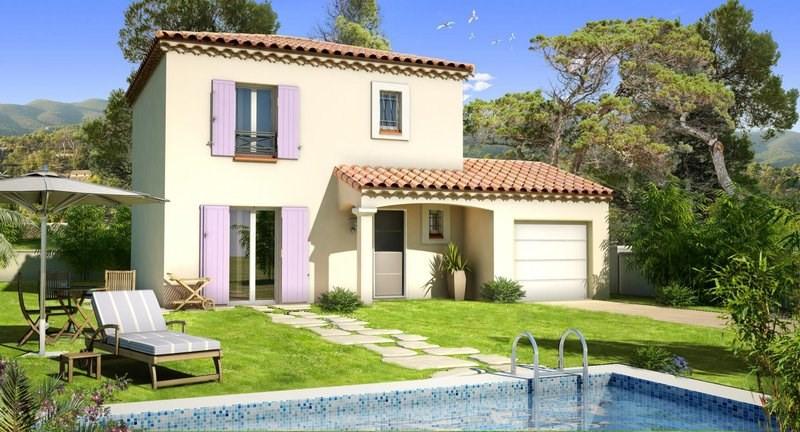 Maison  4 pièces + Terrain 320 m² Eyguières par VILLAS PRISME  DOMASUD VILLAS