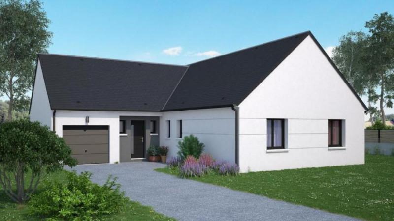 Maison  5 pièces + Terrain 1000 m² Fontaine-Guérin par MAISONS ERICLOR
