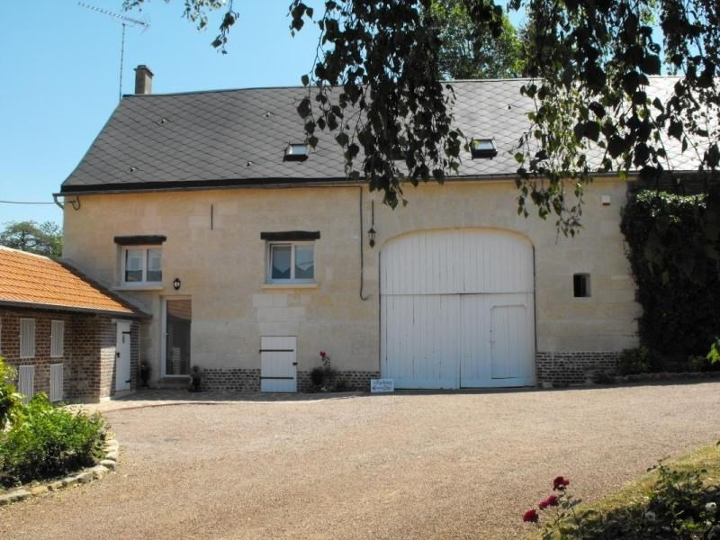Location vacances Thiescourt -  Maison - 5 personnes - Barbecue - Photo N° 1